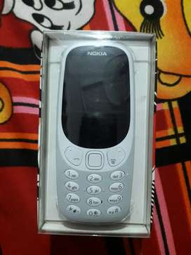 Nokia 3310 Dual Sim,New feature Phone with MP3 Player