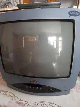 20 inch onida color tv with remote