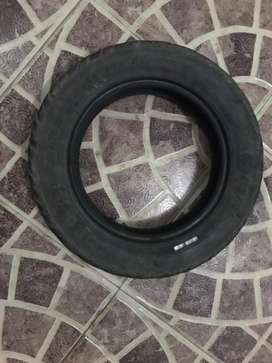 MRF Scooter tyre with puncture