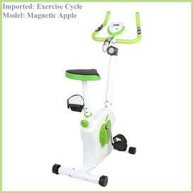 Apple Magnetic Exercise Cycle, Gym Bike.   If you appreciate quality,