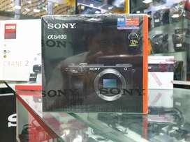 The Sony a6400  Camera  on Cash and easy Instalments.
