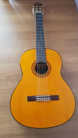 Yamaha C70 classical guitar made in Indonesia