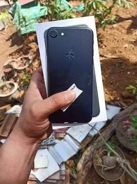Iphone 7 256gb black fullshet