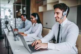 Sales Representative Required For Call Center