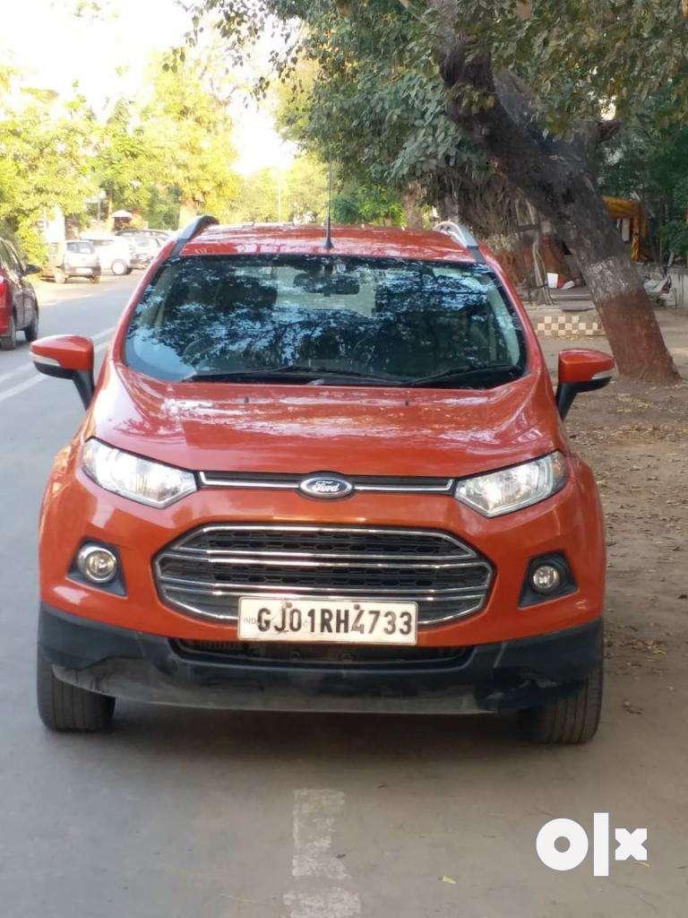 Ford Ecosport EcoSport Titanium Plus 1.5 TDCi BE, 2014, Diesel 0