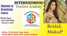 Teacher required for beautician course in faisl town