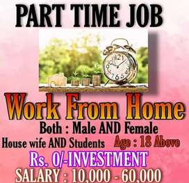 Part time job business