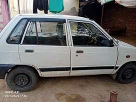 Maruti Suzuki 800 1999 Petrol 100000 Km Driven