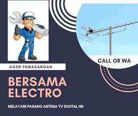 Antena Tv, Antena Tv, Antena Tv Pasang Sawangan
