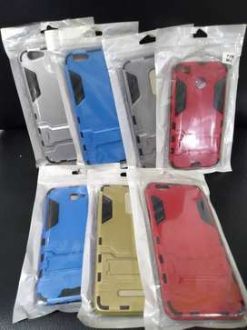 hardcase iron transformer hard case tebal +stand hp jantungacc