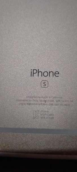 iPhone 6s 128GB inter (BATANGAN)