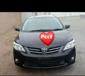 Get Toyota Corolla gli 2014 on easy monthly installment