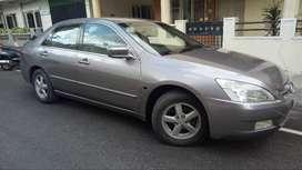 Honda Accord 2.4 MT, 2003, Petrol
