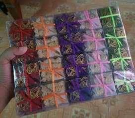 Souvenir Tatakan Gelas kemas mika murah_Rizky Souvenir