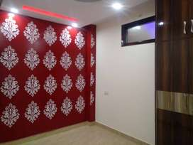 FOR  SALE 3BHK 75 GAJ 1ST FLOOR WITH 90% LOANS