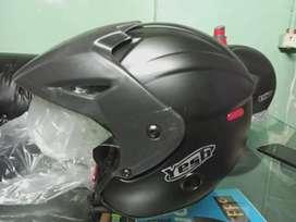 Bike helmet in new helmet