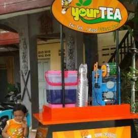 franchise bekas YOUR TEA lokasi surabaya