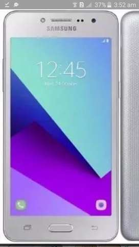 Samsung Galaxy Grand Prime Plus in Silver Colour