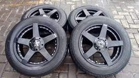 Velg Racing model xd R17 pcd 5-114,3 Velg+Ban