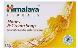 Himalaya bath soap 125 gm 45rs mrp