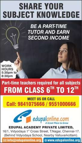 Home tutor regarding