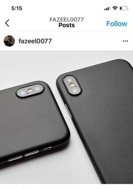 iPhone x. Just exchange with iphone 11 pro/ max