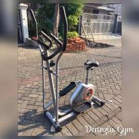Sepeda Statis Elliptical Bike// Chaoww LN 17G17