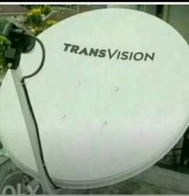 Pemasangan Trânsvision HD kota Pontianak Promo Diskon 50% setahun