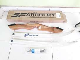 SEPERANGKAT ALAT PANAHAN BOWSET SF ARCHERY OPTIMO PLUS