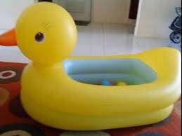 bak mandi bebek anak