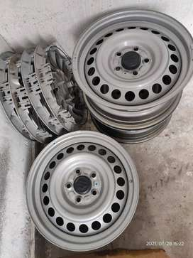 Wheel Rim with cover