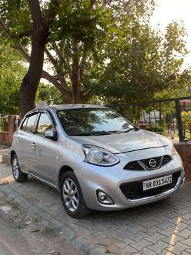 Nissan Micra 2014 Diesel Well Maintained