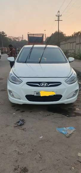 Hyundai Verna 2015 Diesel Well Maintained  Tax upto2025