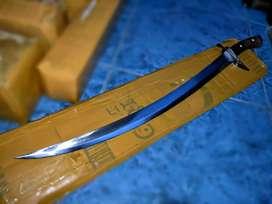 pedang pancung arab persia pedang baja per samurai