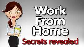 100% Gauranted work home based