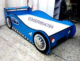 Macqueen shape car bed in very fine quality and low price