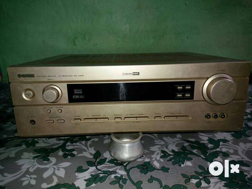 Yamaha 6.1 working condition no remote fix rate 0
