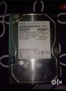 Want to sell my 500 gb Hitachi Sata Hard