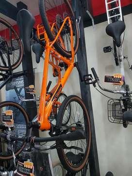 Sepeda Heist X5 Polygon Bisa Cicilan Bunga Ringan Proses Cepat