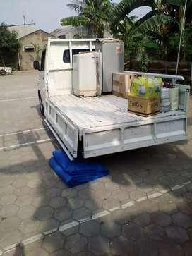 Jasa pindahan sewa pick up dan truk dv