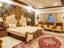 Mughlia Style 1 Kanal Fully Furnished Corner House For Sale in DHA 2