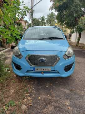 Datsun GO 2014 Petrol Well Maintained