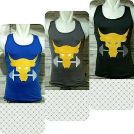 singlet gym bull
