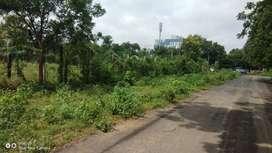 Available Plot for rent visat gandhinagar road