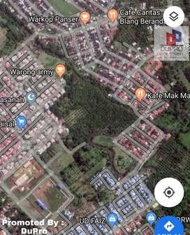 Tanah dijual luas +- 3 Ha (30.000 m). Kec. Djohan Pahlawan Banda Aceh
