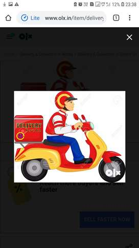 Delivery Boys Required - Food Delivery Executives