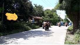 Di Jual: Tanah Kavling pinggir jalan raya, Klapanunggal, Bogor