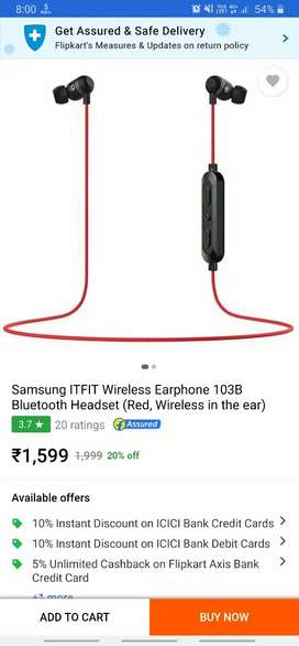 Wireless earphones / bluetooth earphones