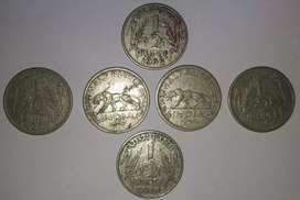 Old rare coins