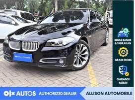 [OLXAutos] BMW 520 D 2014 2.0 AT Modern Solar Hitam #Allison